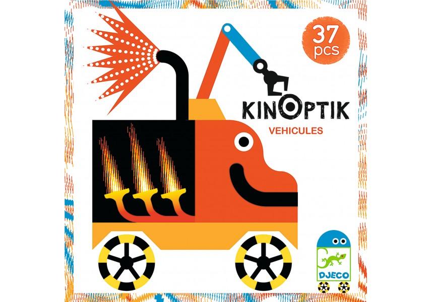 KINOPTIC dopravní prostředky