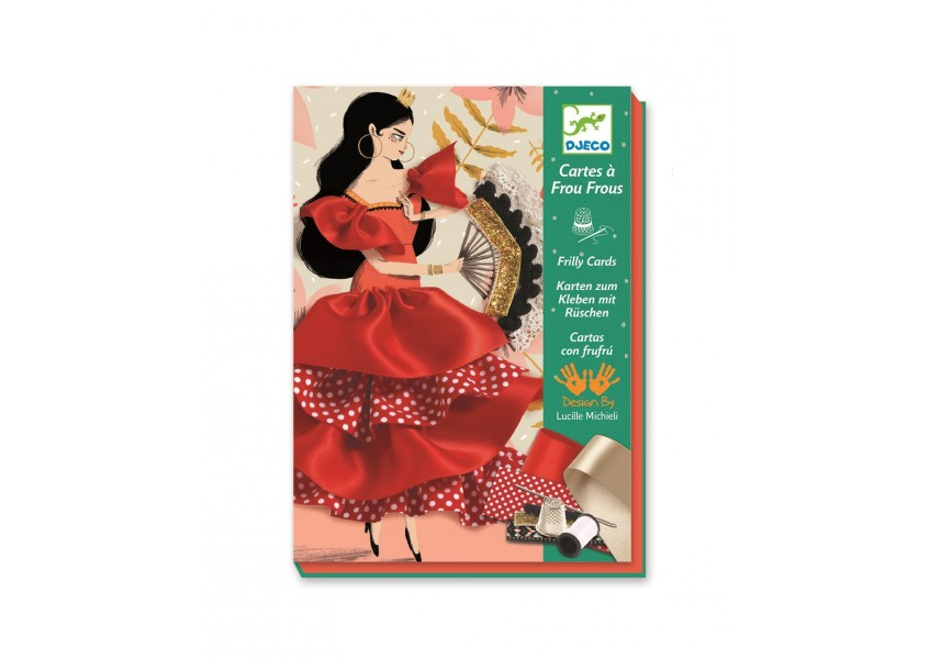 Výtvarná sada Flamenco