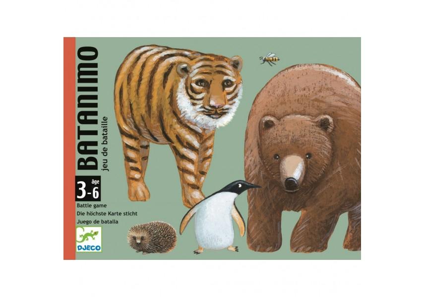 Karetní hra Batanimo