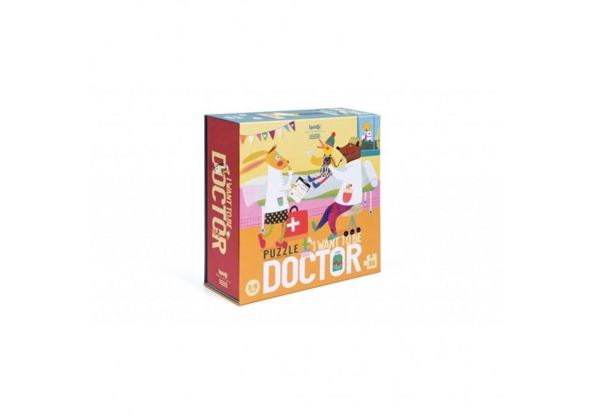 Puzzle Chci být doktorem