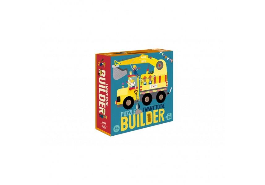 Puzzle chci být stavitelem