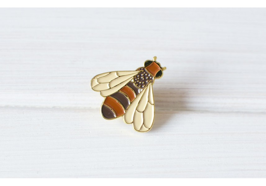 Pin včela