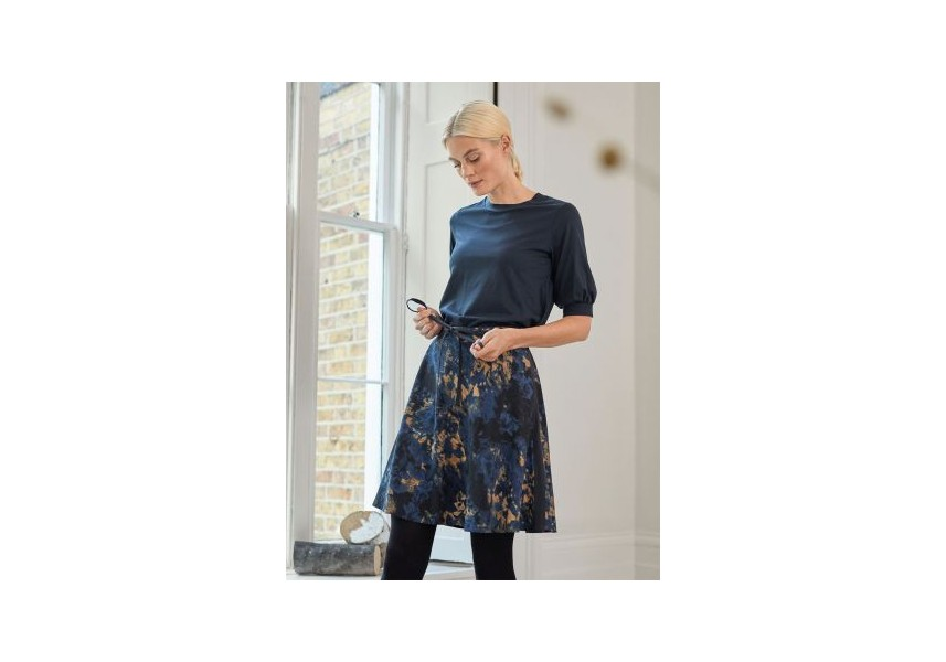 LAMARCK dámský top -námořnicky modrý