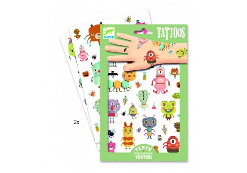 Tetování Malé příšerky