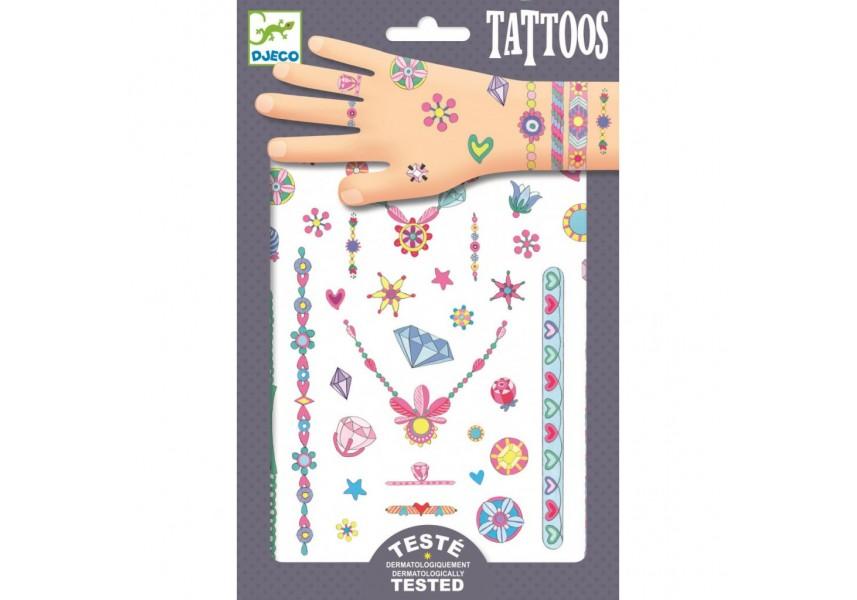 Tetování Na parádu