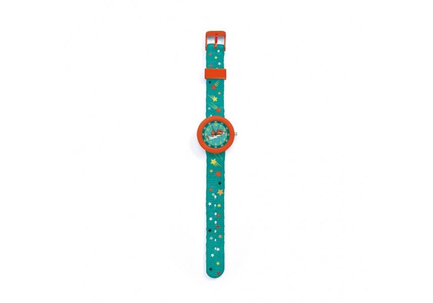 Dětské hodinky Superhrdina