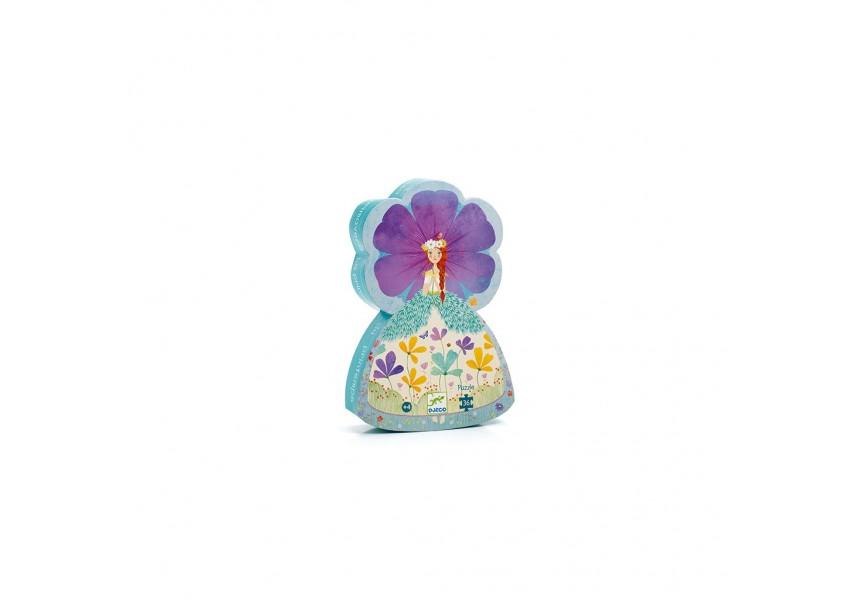 Puzzle Jarní princezna