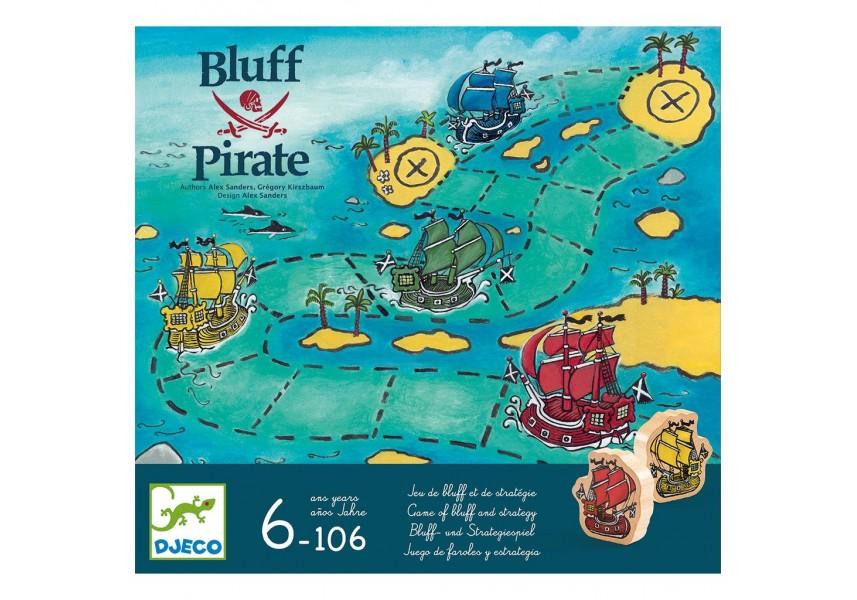 Blafování s piráty
