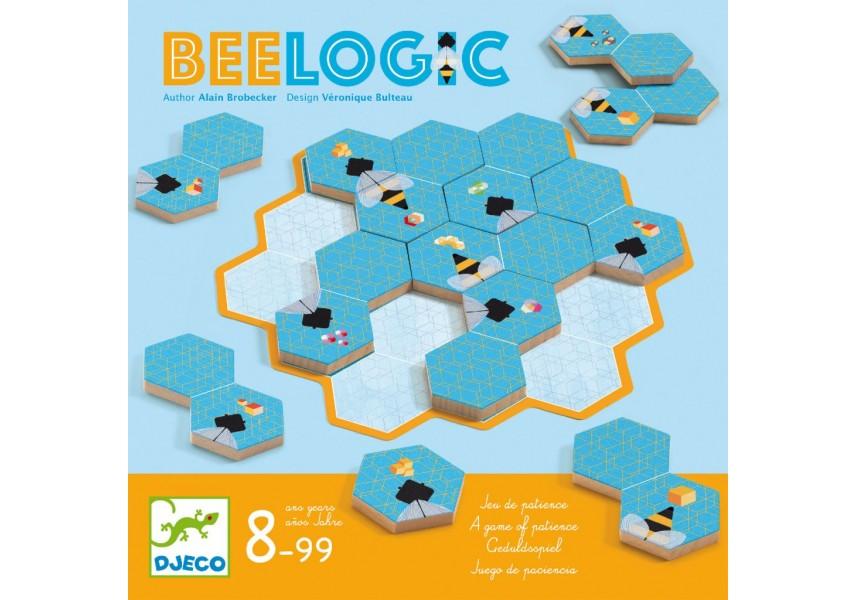 Hra Včelí logika