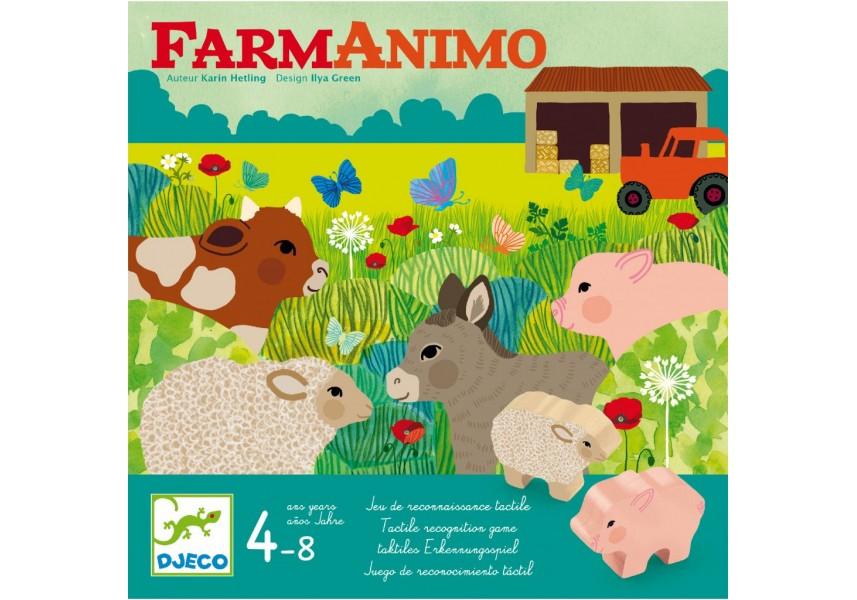Stolní hra Farmanimo