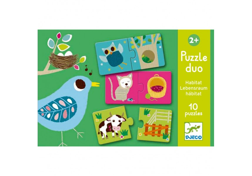 Puzzle duo Pelíšky