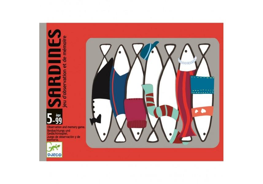 Karetní hra Sardinky