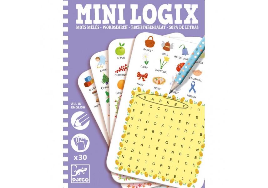 Mini logix Učíme se anglicky
