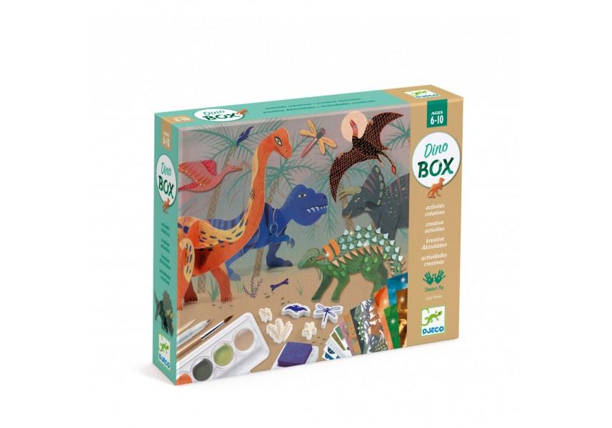 Luxusní výtvarný set Dinosauři